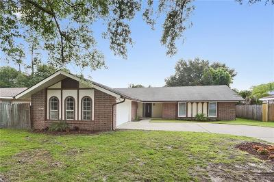 Slidell Single Family Home For Sale: 204 Canberra Court