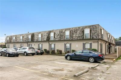 Metairie Multi Family Home For Sale: 4020 Rye Street #3