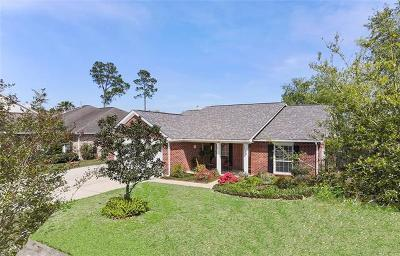 Slidell Single Family Home For Sale: 1016 Helenes Way