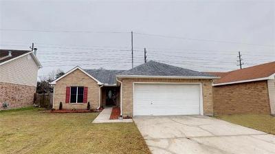 Slidell Single Family Home For Sale: 1310 Montgomery Boulevard