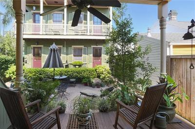 New Orleans Multi Family Home For Sale: 1427 Dauphine Street #2