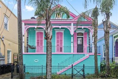New Orleans Multi Family Home For Sale: 1922 Burgundy Street