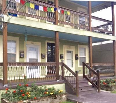 New Orleans Multi Family Home For Sale: 3432-3438 Danneel Street