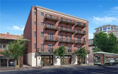 New Orleans Multi Family Home For Sale: 731 St Charles Avenue #417