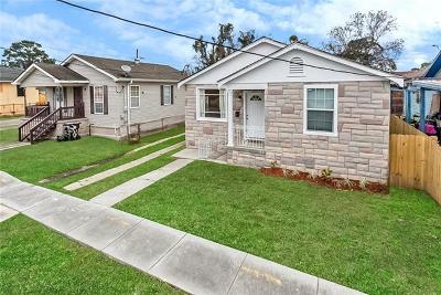 New Orleans Single Family Home For Sale: 2337 Gallier Street