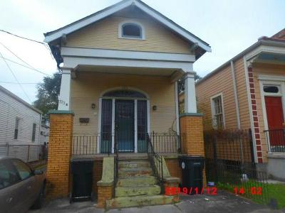 New Orleans Multi Family Home For Sale: 723 Jackson Avenue
