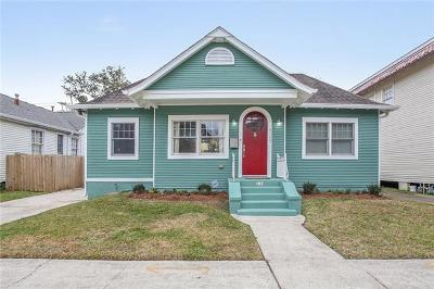 New Orleans Single Family Home For Sale: 4123 State Street Drive