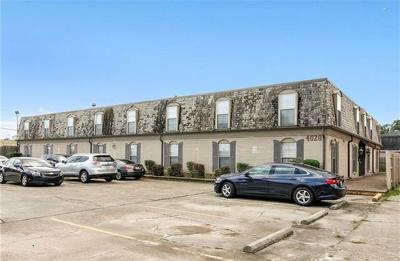 Metairie Multi Family Home For Sale: 4020 Rye Street #2