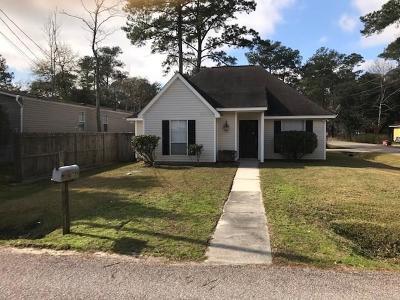 Slidell Rental For Rent: 57391 Oak Avenue