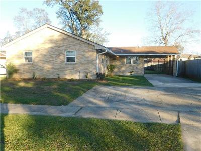 Single Family Home For Sale: 5501 Press Drive