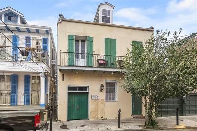 Jefferson Parish, Orleans Parish Multi Family Home For Sale: 1418 Chartres Street #H