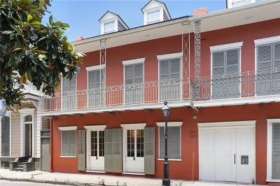New Orleans Multi Family Home For Sale: 1231 Bourbon Street #1231