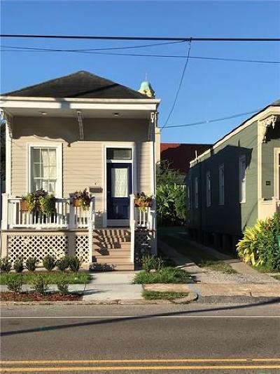 Gretna Single Family Home For Sale: 620 Lafayette Street