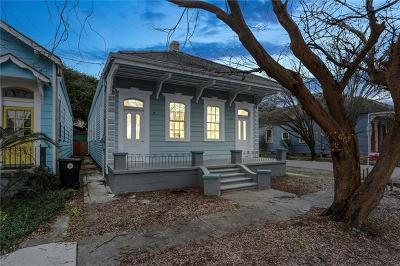 New Orleans Single Family Home For Sale: 450 Pacific Avenue