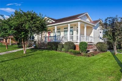 New Orleans Single Family Home For Sale: 5701 Paris Avenue