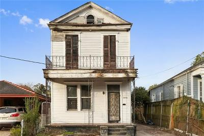 New Orleans Single Family Home For Sale: 5219 Constance Street