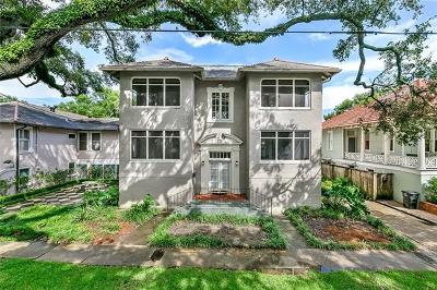 New Orleans Multi Family Home For Sale: 42 Allard Boulevard #1