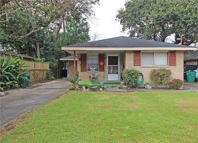 Jefferson Parish, Orleans Parish Multi Family Home For Sale: 700 Bell Street