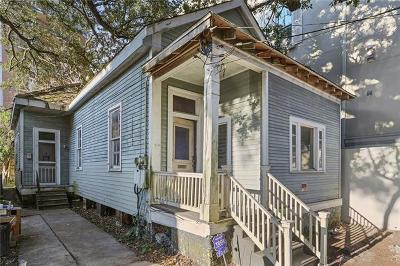 New Orleans Single Family Home For Sale: 7038-40 Magazine Street