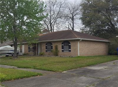 Slidell Single Family Home For Sale: 238 Scott Drive
