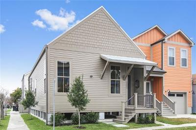 New Orleans Single Family Home For Sale: 3501 Freret Street