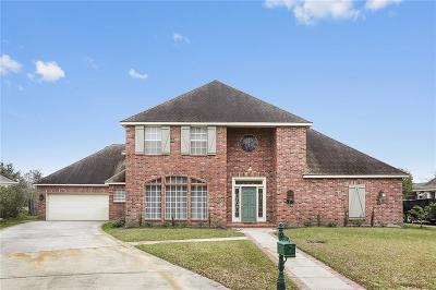 Single Family Home For Sale: 96 Lakewood Estates Drive