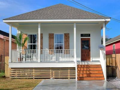 New Orleans Single Family Home For Sale: 2112 Saint Roch Avenue