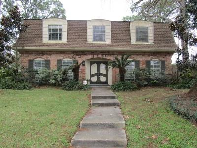 New Orleans Single Family Home For Sale: 3759 Pin Oak Avenue