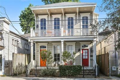 New Orleans Multi Family Home For Sale: 3713 Magazine Street #A