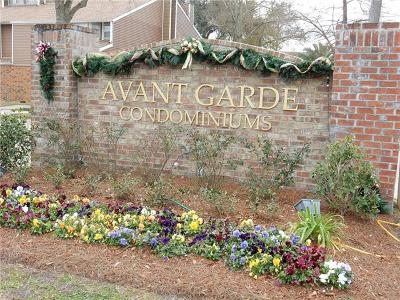 Kenner Multi Family Home For Sale: 171 Avant Garde Circle #171