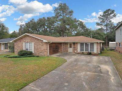 Slidell Single Family Home For Sale: 285 Palm Springs Drive