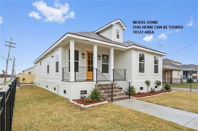 New Orleans Single Family Home For Sale: 6030 Elysian Fields Avenue