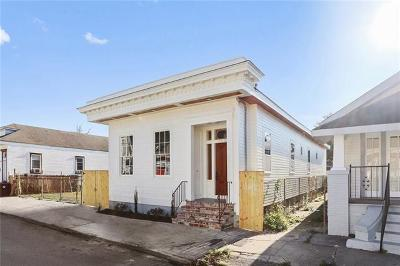 New Orleans Single Family Home For Sale: 2510 Dumaine Street
