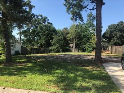 Slidell Residential Lots & Land For Sale: 203 Woodcrest Drive