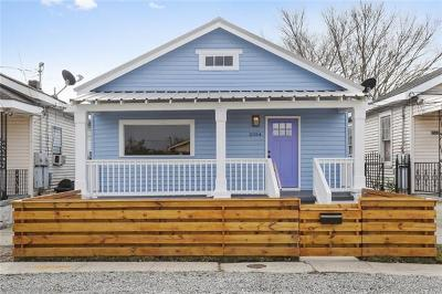 New Orleans Single Family Home For Sale: 2554 N Rocheblave Street