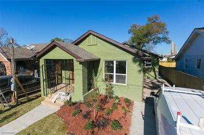 New Orleans Single Family Home For Sale: 8833 Green Street
