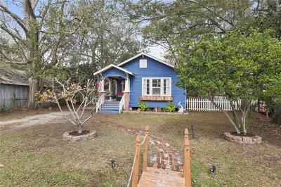 Slidell Single Family Home For Sale: 330 Bilten Street