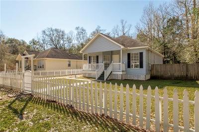 Covington Single Family Home For Sale: 1011 W 28th Street