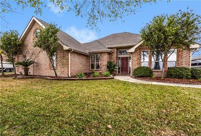 Slidell Single Family Home For Sale: 254 Moonraker Drive