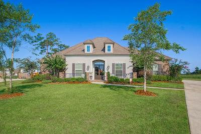 Madisonville Single Family Home For Sale: 904 Pine Wild Circle