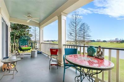 New Orleans Multi Family Home For Sale: 9 Golf Villa Drive #C