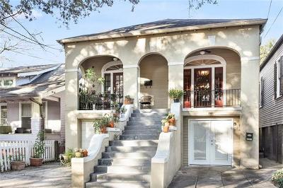 New Orleans Multi Family Home For Sale: 2931 Ursulines Avenue
