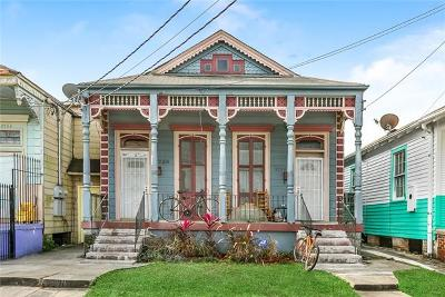 New Orleans Multi Family Home For Sale: 2726-28 Cleveland Avenue