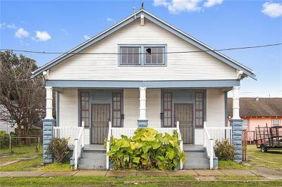 New Orleans Multi Family Home For Sale: 5025 Chartres Street