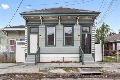 New Orleans Multi Family Home For Sale: 2216 Freret Street