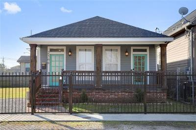 New Orleans Single Family Home For Sale: 2566 N Rocheblave Street