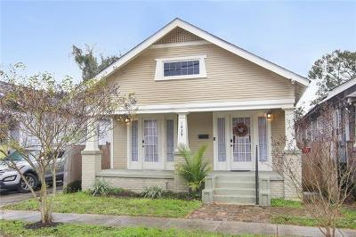 New Orleans Single Family Home For Sale: 1829 Cambronne Street