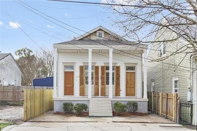 New Orleans Single Family Home For Sale: 1316 Spain Street