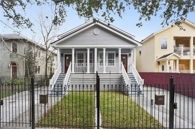 New Orleans Multi Family Home For Sale: 3131 Louisiana Avenue Parkway