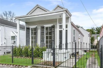 New Orleans Single Family Home For Sale: 7707 Oak Street